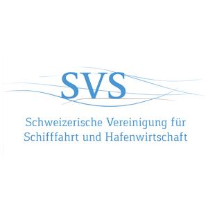 Die Vereinigung für Schifffahrt und Hafenwirtschaft (SVS) ist der Interessenverband der schweizerischen Schifffahrt, speziell im Bereich Güter- und Kabinenschifffahrt auf dem Rhein, und der Umschlags- und Lagerfirmen in den Schweizer Rheinhäfen