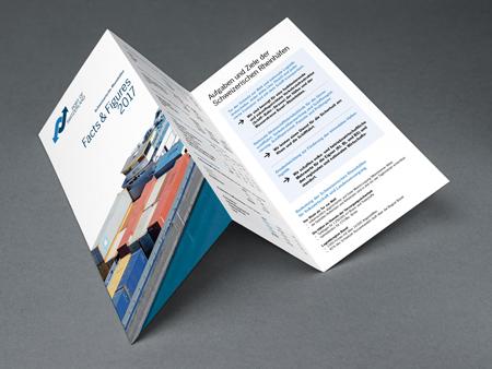 Port of Switzerland - Schweizerische Rheinhäfen - Weltweit vernetzt - Global im Geschäft, lokal vor Anker.